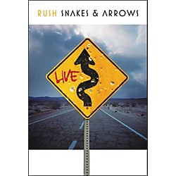 Hal Leonard Rush - Snakes & Arrows Live (3-DVD Set) (320852)