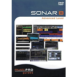 Hal Leonard SONAR 8 Advanced Level - Music Pro Guides Series (DVD) (320857)