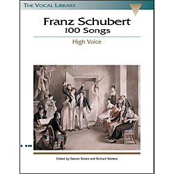 Hal Leonard Schubert - 100 Songs For High Voice (the Vocal Library Series) (740027)