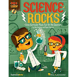 Hal Leonard Science Rocks: Cross-Curricular Music Fun for the Classroom (Book/CD) (9971693)