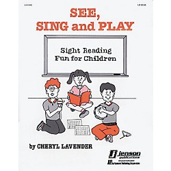 Hal Leonard See, Sing and Play Book (44219056)