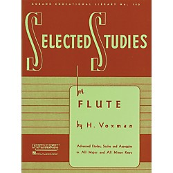 Hal Leonard Selected Studies For Flute (4470700)