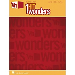Hal Leonard Selections From VH1's 1-Hit Wonders Piano, Vocal, Guitar Songbook (306867)