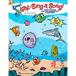 Hal Leonard Sight-Sing a Song! (Set 1) Music Reading for the Elementary Classroom Book/CD (9971136)
