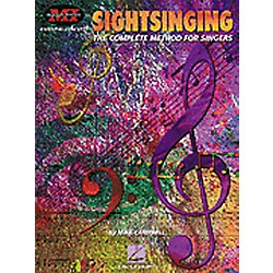 Hal Leonard Sight Singing Book The Complete Method for Singers (695195)