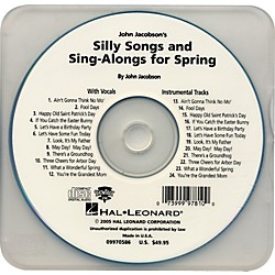 Hal Leonard Silly Songs & Sing-Alongs for Spring (9970586)