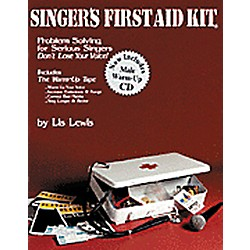 Hal Leonard Singer's First Aid Kit - Male Voice Book/CD (315183)