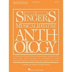 Hal Leonard Singer's Musical Theatre Anthology Duets Volume 3 (1155)