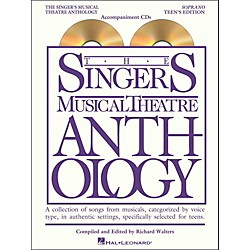 Hal Leonard Singer's Musical Theatre Anthology Teen's Edition Soprano CD's Only (230051)