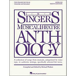 Hal Leonard Singer's Musical Theatre Anthology Teen's Edition Soprano (230043)