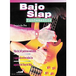 Hal Leonard Slap Bass (Book/CD) (695277)