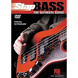 Hal Leonard Slap Bass The Ultimate Guide (DVD) (320322)