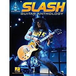 Hal Leonard Slash - Guitar Anthology Guitar Tab Songbook (691114)