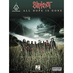 Hal Leonard Slipknot - All Hope is Gone Guitar Tab Songbook (690973)