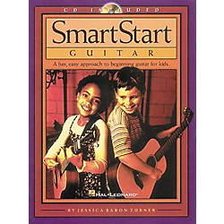 Hal Leonard SmartStart Guitar (Book/CD) (695156)