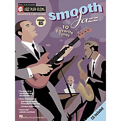 Hal Leonard Smooth Jazz - Jazz Play Along Volume 65 Book CD (843066)