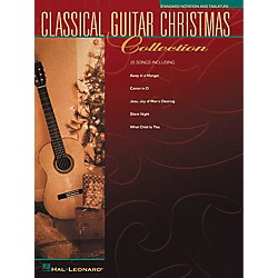 Hal Leonard Solo Classical Guitar Christmas Collection Book (699493)