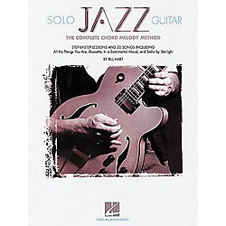 Hal Leonard Solo Jazz Guitar Book (695317)