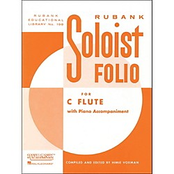 Hal Leonard Soloist Folio For C Flute With Piano (4472040)