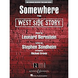 Hal Leonard Somewhere (From West Side Story) - Discovery Plus! Band Series Level 2 (450167)