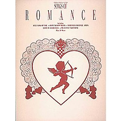 Hal Leonard Songs Of Romance Piano, Vocal, Guitar Songbook (490361)