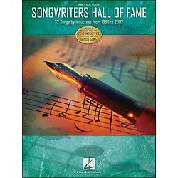 Hal Leonard Songwriters Hall Of Fame 1996 - 2002 (311988)