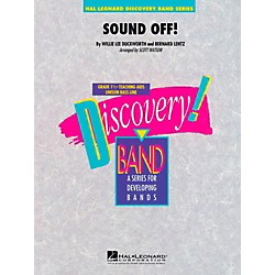 Hal Leonard Sound Off - Discovery Concert Band Level 1.5 (4003298)