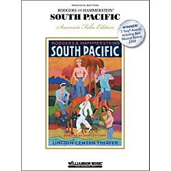 Hal Leonard South Pacific - Piano/Vocal Selections - Souvenir Folio Edition arranged for piano, vocal, and guita (313418)
