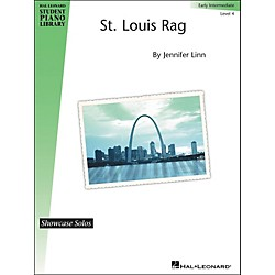 Hal Leonard St. Louis Rag - Showcase Solo Level 4 Early Intermediate Hal Leonard Student Piano Library by Jennif (296781)
