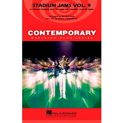 Hal Leonard Stadium Jams Vol. 9 - Pep Band/Marching Band Level 3 (3745832)