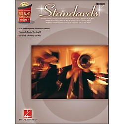 Hal Leonard Standards - Big Band Play-Along Vol. 7 Trombone (843137)