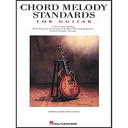 Hal Leonard Standards for Guitar Chords & Melody (699128)