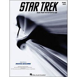 Hal Leonard Star Trek - Music From The Motion Picture Soundtrack arranged for piano solo (313467)