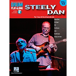 Hal Leonard Steely Dan - Drum Play-Along Volume 13 Book/CD (700202)