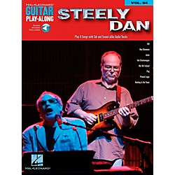Hal Leonard Steely Dan - Guitar Play-Along Volume 84 (Book/CD) (700200)