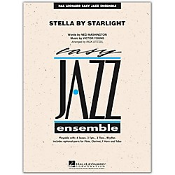 Hal Leonard Stella By Starlight - Easy Jazz Ensemble Series Level 2 (7011945)