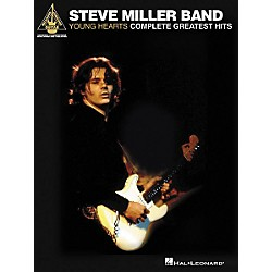 Hal Leonard Steve Miller Band Young Hearts Greatest Hits Guitar Tab Songbook (690040)