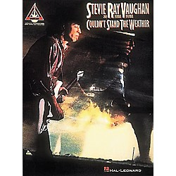 Hal Leonard Stevie Ray Vaughan Couldn't Stand the Weather Guitar Tab Songbook (690024)