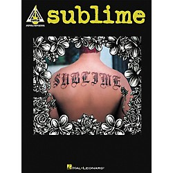 Hal Leonard Sublime Guitar Tab Book (120081)