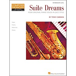 Hal Leonard Suite Dreams - Composer Showcase Series Intermediate Level Piano Solo Hal Leonard Student Piano Libr (296775)
