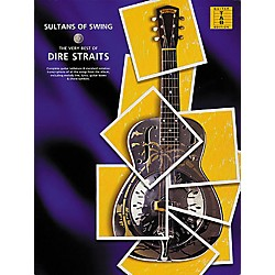 Hal Leonard Sultans of Swing The Very Best of Dire Straits Guitar Tab Songbook (695382)