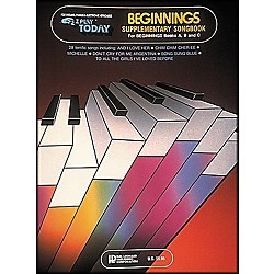 Hal Leonard Supplementary Songbook For Beginnings (Books A, B & C) (101496)
