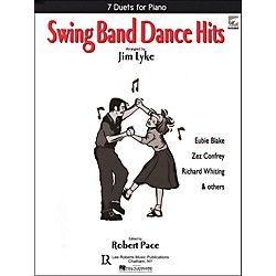 Hal Leonard Swing Band Dance Hits Piano Duet With CD (372428)
