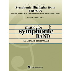 Hal Leonard Symphonic Highlights From Frozen Hal Leonard Concert Band Series Level 4 (4003870)