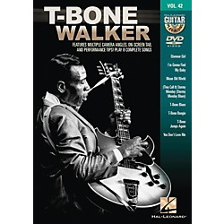 Hal Leonard T-Bone Walker - Guitar Play-Along DVD Volume 42 (102640)