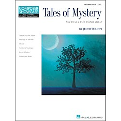 Hal Leonard Tales Of Mystery - Six Intermediate Level Piano Solos Hal Leonard Student Piano Library by Jennifer (296769)