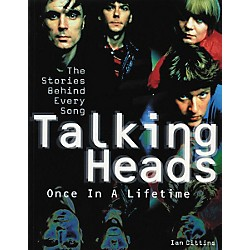 Hal Leonard Talking Heads The Stories Behind Every Song (331221)