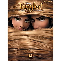 Hal Leonard Tangled - Music From The Motion Picture Soundtrack For Easy Piano (316168)