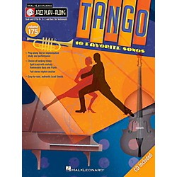 Hal Leonard Tango - Jazz Play-Along Volume 175 Book/CD (119836)