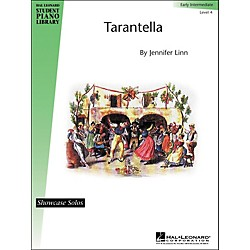 Hal Leonard Tarantella Early Intermediate Level 4 Showcase Solos Hal Leonard Student Piano Library by Jennifer L (296456)